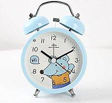 Blan Alarm clock, 4 inch large ringtone alarm