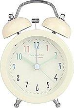 Blan Alarm Clock Colour Digital 4 Inch Round Metal