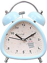 Blan Alarm clock triangle metal double bell