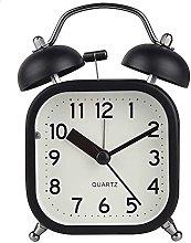 Blan Square alarm clock, simple and stylish,