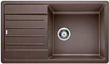 BLANCO 523331 Legra Kitchen Sink, Brown, 60 cm