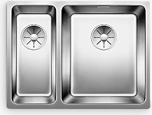 Blanco Andano 340/180-IF Inset Kitchen Sink with