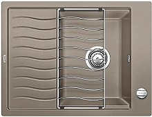 BLANCO Elon 45 S Kitchen Sink Silgranit PuraDur