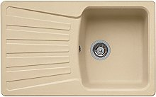BLANCO Kitchen Sink Nova, champagne, 45 cm