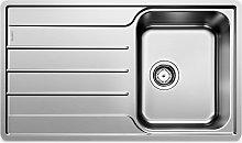Blanco Lemis 45-S IF Inset Single Bowl Kitchen
