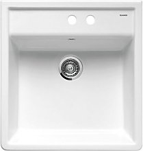 Blanco Undermount Sink Panor 60 with two holes