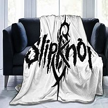 Blanket Flannel,Slipknot Throws Blanket Couch Sofa