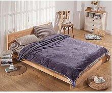 Blanket Flannel Throw Home Textile Plaid Air Room