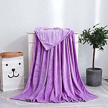 Blanket Flannel Weighted Throw Blanket Warm Super