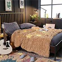 Blanket Long Plush Ultra Soft Warm Sofa Cover Bed