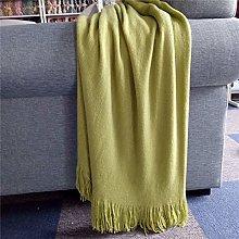 Blanket Nordic Blanket Super Soft Cotton Cashmere