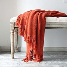 Blanket Nordic Blanket Super Soft Cotton Cashmere