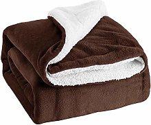 Blankets Double-sided Fleece Blanket,