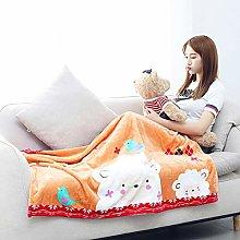 Blankets Soft Blanket, Fine Fluff, Sofa Blanket,