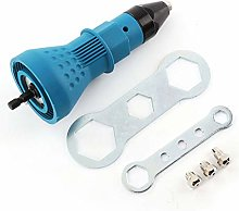 Blanketswarm Electric Rivet Nut Gun Riveting Tool