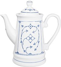 Blau Saks 1.3L Porcelain Coffee Server Kahla