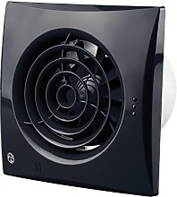 Blauberg UK Black Blauberg Quiet Extractor Fan