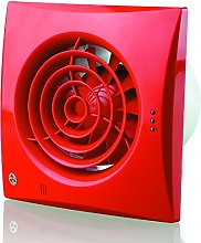Blauberg UK RED Blauberg Quiet Extractor Fan