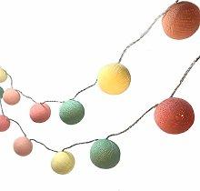 BLAZE ON Ambient Ball Fairy Lights (English