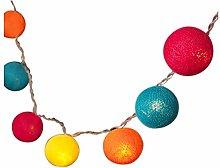 BLAZE ON Ambient Ball Fairy Lights (Metro