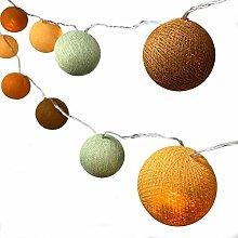BLAZE ON Ambient Ball Fairy Lights (Tuscany) -