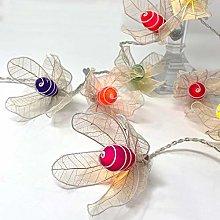 BLAZE ON Glow Bud Fairy Lights (Rainbow Colours) -