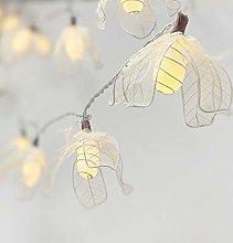 BLAZE ON Glow Bud Fairy Lights (White Coloured) -