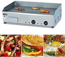 BLCVC 4400W BBQ Electric Countertop Griddle Flat
