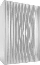 Blend Closet - 2 doors by Horm White