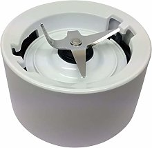Blender Jar Base/Collar with Blades White (Twist