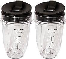 Blendin Replacement Jar with Sip N Seal Lid, Fits