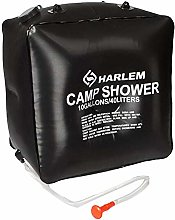 Blentude 40L Outdoor Heating Camping Shower