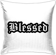 Blessed Cushion Cover Car Cushion Cover Cushion