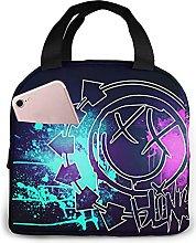 Blink 182 Reusable Lunch Bag Lunch Tote Bag Cooler
