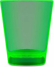 blinkee Glow in The Dark Shot Glass Green