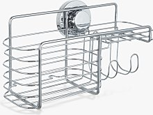BlissHome Lock N Roll Combination Suction Shower