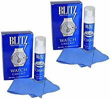 Blitz 20680 Watch Care Kit for Gold, Silver,