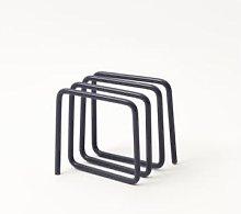 Block Design - Letter Racks - in Various Colours -