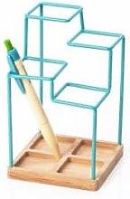 Block Design - Sketch Desk Tidy 2 Colours - Blue