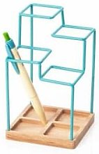 Block Design - Sketch Desk Tidy - Blue