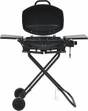 Blom Portable Electric Barbecue by Black - Dakota