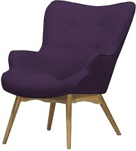 Blomster Lounge Chair Selsey Living Upholstery: