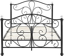 Bloom Metal Bed Frame Marlow Home Co.