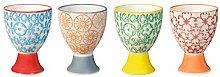 Bloomingville Carla Egg Cup Multi-Color Stoneware