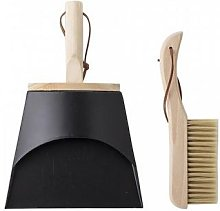 Bloomingville - Cleaning Dustpan And Broom