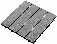 Bloomma Interlocking Wood Flooring Deck Patio