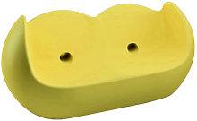 Blossy Straight sofa by Slide Yellow