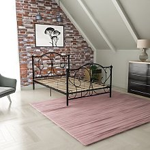 Blount Metal Bed Frame Marlow Home Co.
