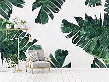 Blovsmile Wallpaper Leaves Mural Banana Photo