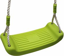 Blow moulded plastic swing seat for 2 to 2.5m